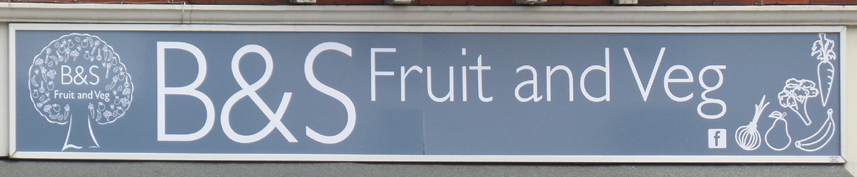 B & S Fruit & Veg