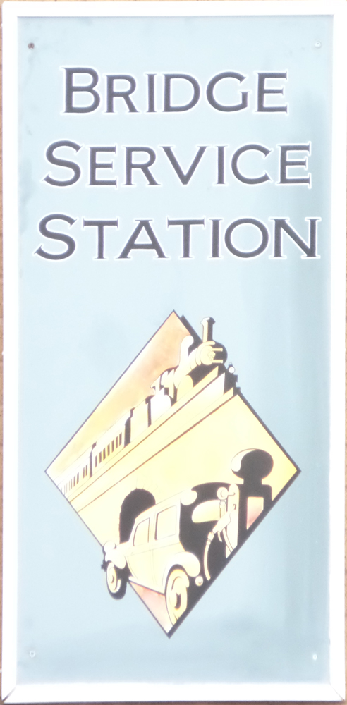 Bridge Service Station
