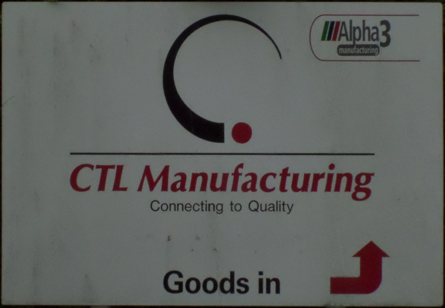 CTL Manufacturing (electrical looms, cabinets & wiring)