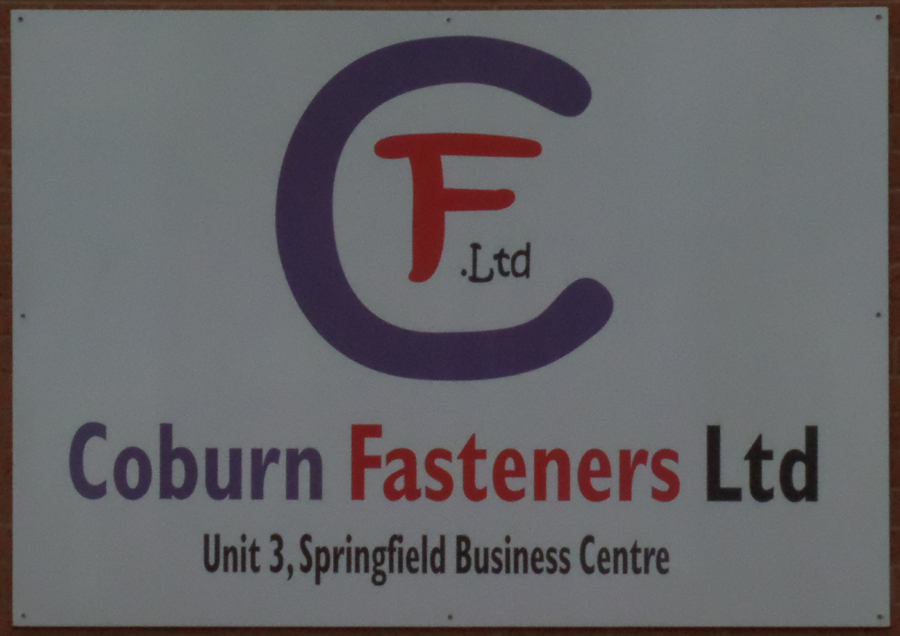 Coburn Fasteners (nuts and bolts)