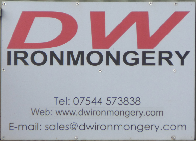 DW Ironmongery