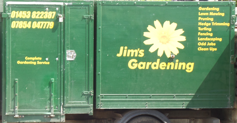 Jims Gardening (c/o Tax Assist)