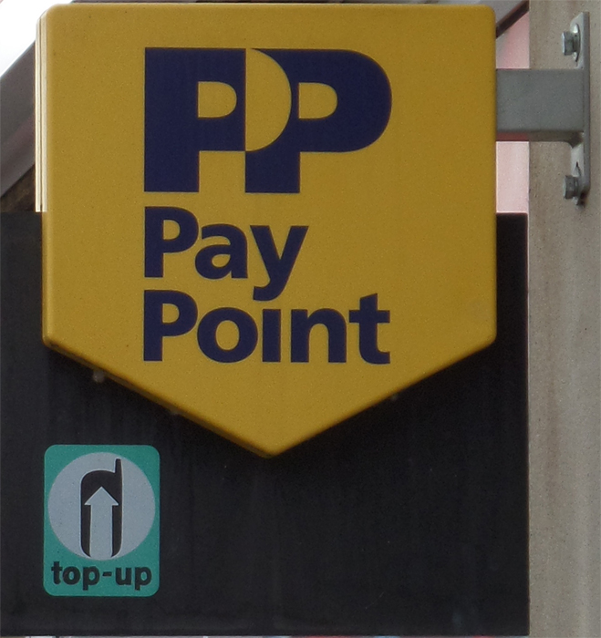 Pay Point (see Spar)