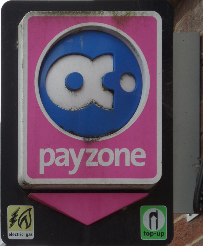 Pay Zone (see Spar)