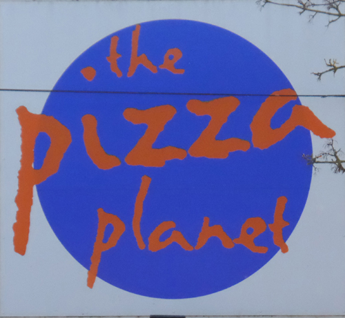 Pizza Planet (pizza)