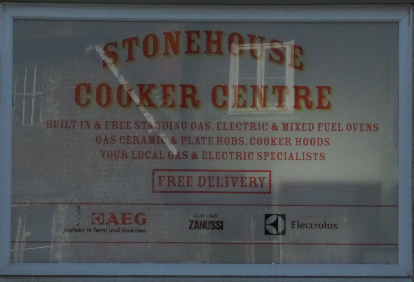 Stonehouse Cooker Centre (cookers)