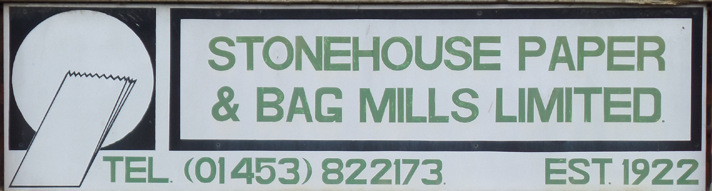 Stonehouse Paper Bag Mill (paper bags)
