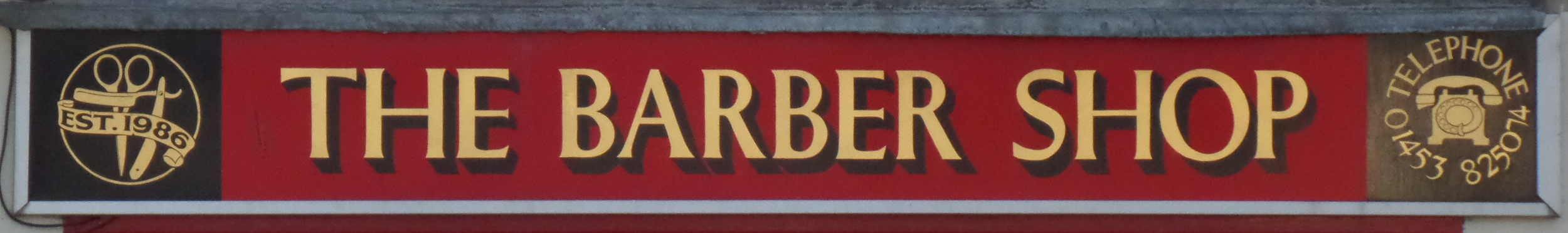 The Barber Shop (barbers)