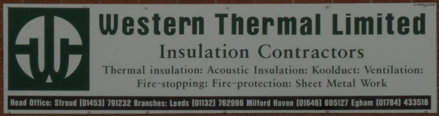 Western Thermal (insulation & ventilation)